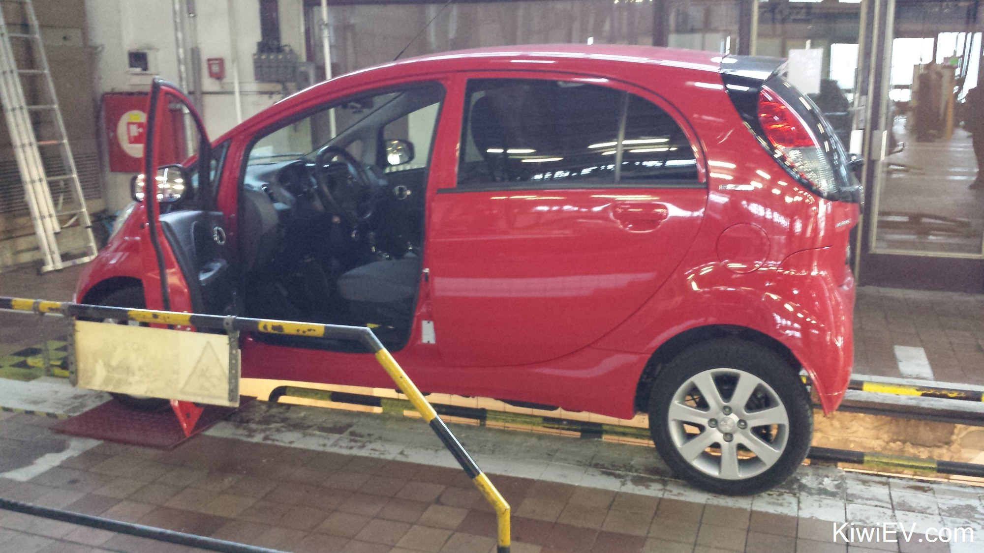 Damage Data And Preparing The Electric Car For Winter