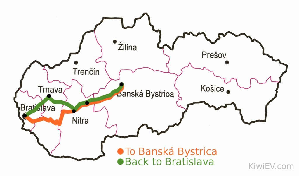 Banská Bystrica Bratislava