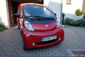electric car Kiwi EV