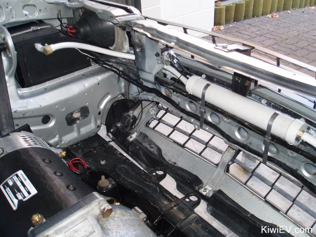 Gav's Kiwi EV electric car conversion - New Zealand