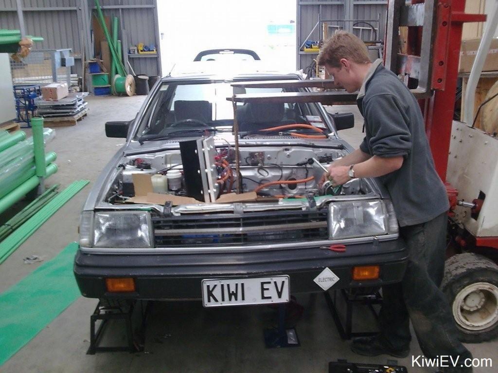 Electric Car Conversion Kit Nz