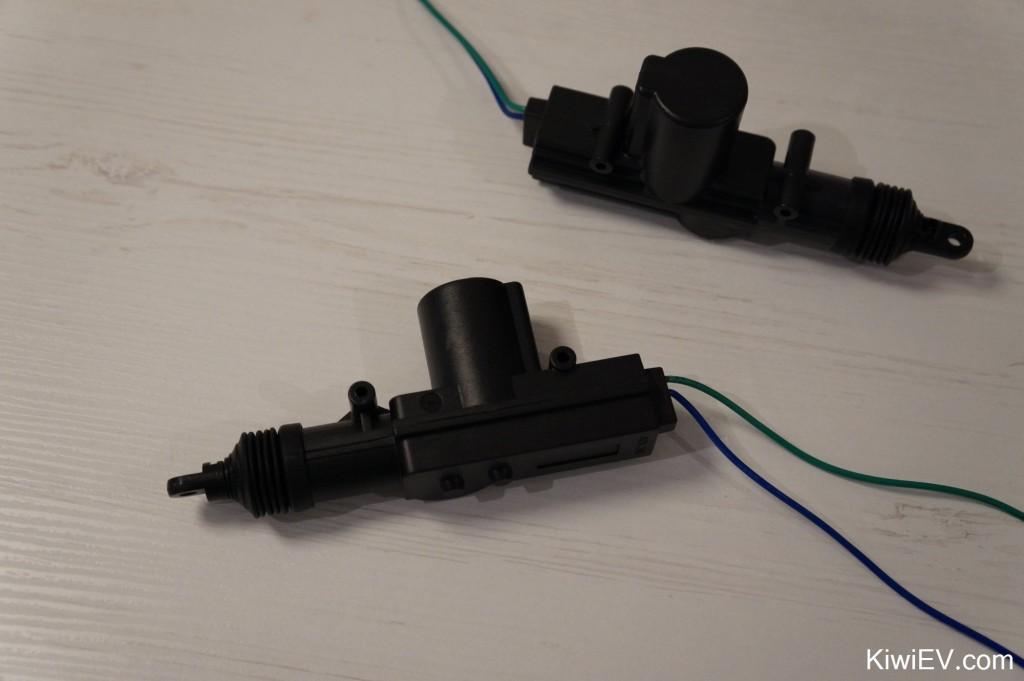 12 volt door actuator