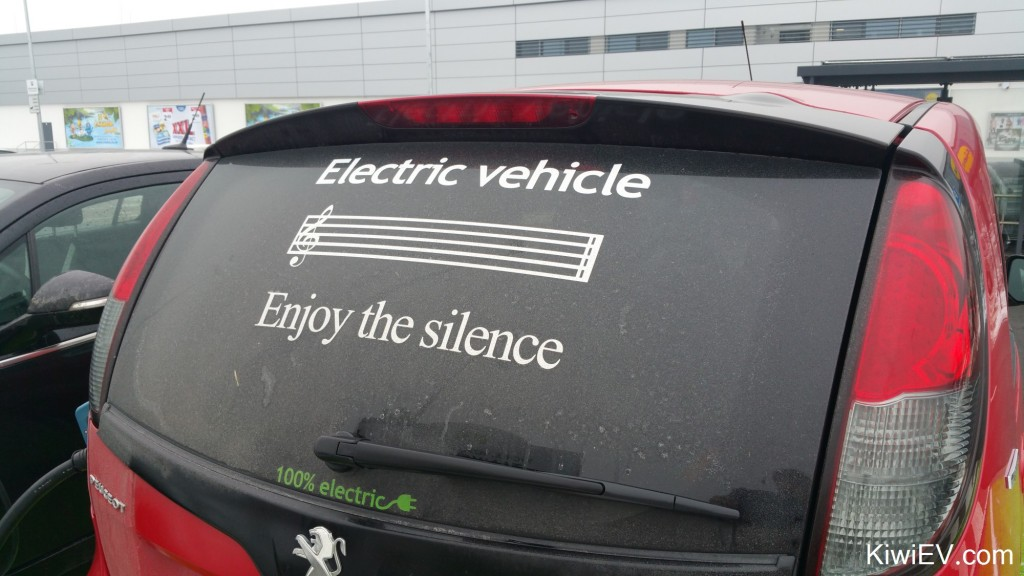 Nabijanie pre elektromobilov - Nová Dubnica